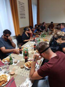 Láthatatlan vacsora Debrecenben a Szent Miklós Görögkatolikus Roma...